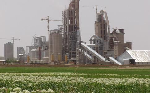 گزارش کارآموزی رشته مهندسی مواد در کارخانه سیمان خزر لوشان