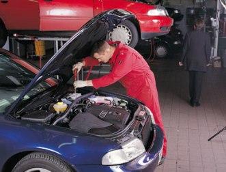 گزارش کارآموزی مهندسی مکانیک تعمیر خودرو ها در کارگاه
