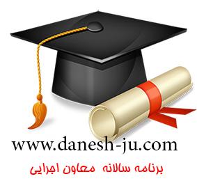 برنامه سالانه معاون اجرایی