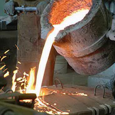دانلود گزارش کارآموزی رشته متالوژی مواد در کارگاه آهنی ۱