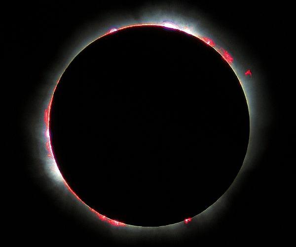 طرح جابر علوم گرفتن ماه و خورشید