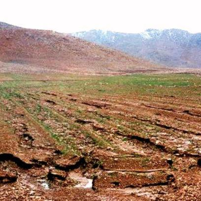 طرح جابر با موضوع نوع خاک در ناحیه ما
