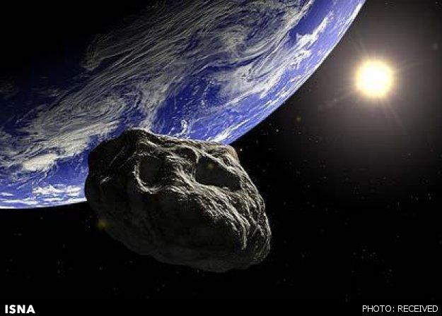 طرح جابر با موضوع سیارک ها