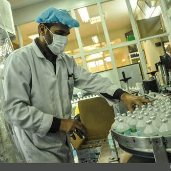 نمونه گزارش کارآموزی رشته پزشکی تهیه واکسن در یک موسسه تحقیقاتی